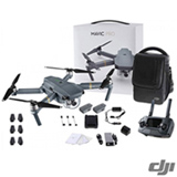 Drone Mavic Fly More Combo DJI com 10 Hélices e Alcance de até 7 km Cinza - CPPT0006