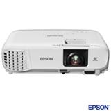 Projetor Epson PowerLite 3LCD com Conexão HDMI - X39