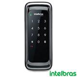 Fechadura Digital Intelbras Preta - FR 101