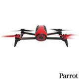 Drone Bebop2 Parrot com 8 Hélices e Alcance de até 300 m, Vermelho - PF726000