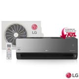 Ar Condicionado Split LG DUAL Inverter Artcool ate 70% + Economico, 12.000 BTUs, Q/F, Espelhado, 220 V - S4-W12JARPA