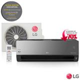 Ar Condicionado Split Dual Inverter Artcool LG com 18.000 BTUs, Quente e Frio, Espelhado - S4NW18KLRPA