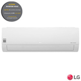 Ar Condicionado Split LG DUAL Inverter Voice ate 70% + Economico, 18.000 BTUs, Frio, Branco, 220 V - S4NQ18KL31A.EB2GAMZ