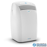 Ar Condicionado Portátil Piu Olimpia Splendid com 12.000 BTUs, Frio, Função automática, Branco - PIUFRBR