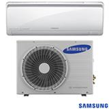 Ar Condicionado Split 9.000 BTUs Samsung Quente e Frio com Turbo Mode Branco - AR09HSSPBSNNAZ