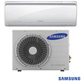 Ar Condicionado Split 9.000 BTUs Samsung Frio com Turbo Mode Branco - AR09HVSPBSNNAZ