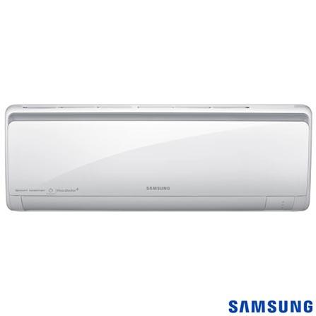 Ar Condicionado Split 9.000 BTUs Samsung Frio com Turbo Mode Branco - AR09HVSPBSNNAZ, Split, Frio, 9.000 BTUs, Não especificado, Sim, Não especificado, Não especificado, Não especificado, Não especificado, Não especificado, Não especificado, Sim, Não especificado, Não especificado, Sim, 12 meses, 9.000 a 11.500 BTUs, A