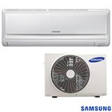Ar Condicionado Split Max Plus Samsung com 9.000 BTUs, Quente e Frio, Branco - AR09KPFUAWQNAZ