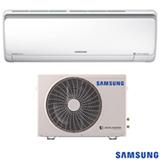 Ar Condicionado Split Inverter Samsung com 9.000 BTUs, Quente e Frio, Branco - AR09MSSPBGMNAZ