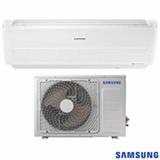 Ar Condicionado Split Wind Free Samsung Digital Inverter com 9.000 BTUs, Frio, Branco - AR09MVPXAWKNAZ