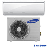 Ar Condicionado Split 12.000 BTUs Samsung Quente e Frio com Turbo Mode Branco - AR12HSSPASN