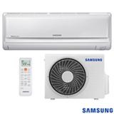 Ar Condicionado Split Max Plus Samsung com 12.000 BTUs, Quente e Frio, Branco - AR12KPFUAWQNAZ