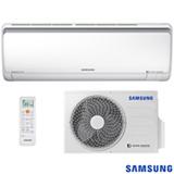 Ar Condicionado Split Samsung com 12.000 BTUs, Quente e Frio, Smart Inverter Branco - AR12KSSPBGMNAZ