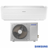 Ar Condicionado Split Wind Free Samsung Digital Inverter com 12.000 BTUs, Frio, Branco - AR12MVPXAWKNAZ