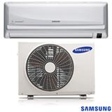 Ar Condicionador Split 18.000 BTUs Samsung Ciclo Quente e Frio com Controle Remoto Max Plus Branco - AR18HPSUAW