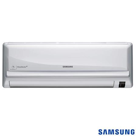 Ar Condicionador Split 18.000 BTUs Samsung Ciclo Quente e Frio com Controle Remoto Max Plus Branco - AR18HPSUAW, Split, Quente e Frio, 18.000 BTUs, Não especificado, Sim, Não especificado, Não especificado, Não especificado, Não especificado, Não especificado, Não especificado, Não especificado, Não especificado, Não especificado, Sim, 12 meses, 12.000 a 18.500 BTUs, B