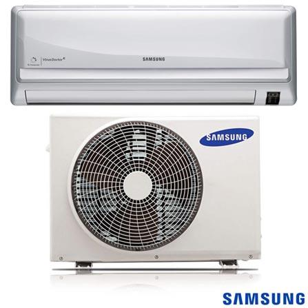 Ar Condicionado Split 24.000 BTUs Samsung Quente e Frio com Turbo Mode Branco - AR24HPSUAWQN, Split, Quente e Frio, 24.000 BTUs, Não especificado, Sim, Não especificado, Não especificado, Não especificado, Não especificado, Não especificado, Não especificado, Não, Não especificado, Não especificado, Sim, 12 meses, Acima de 23.500 BTUs, B
