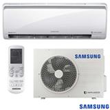 Ar Condicionado Split Inverter Samsung com 22.000 BTUs, Frio, Branco - AR24NVFPCWKNAZ
