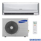 Ar Condicionado Split 12.000 BTUs Samsung Quente e Frio com Controle Remoto e Turbo Mode Branco 220V - AQ12UWBVXX