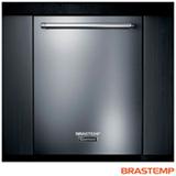 Lava-Louça Brastemp Gourmand Inox com 14 Serviços, 05 Programas de Lavagem - BLB14FR