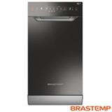 Lava-Loucas com 10 Servicos Brastemp com Painel Digital Touch Espelhada - BLF10