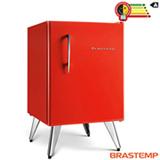 Frigobar Retrô 76 Litros Brastemp com Controle de Temperatura - BRA08AV