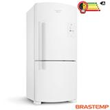 Refrigerador Inverse Maxi de 02 Portas Frost Free Brastemp 573 Litros Branco - BRE80AB