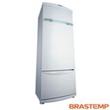 Geladeira de 01 Porta Frost Free Brastemp Clean All com 330 Litros Branco - BRF36GB