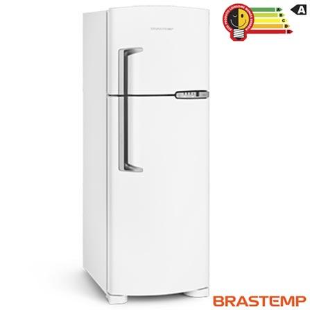 Refrigerador 02 Portas Frost Free Brastemp com 352 Litros - BRM39EB, 110V, 220V, Branco, 02 Portas, 02 Portas, Não se aplica, De 351 a 500 litros, 352 Litros, 272 Litros, 80 Litros, Sim, Não, Sim, Sim, Não, Não, Não, Não, Não, Não especificado, Não especificado, Não, Não, Sim, Sim, A, 46,4 kWh/mês, 12 meses