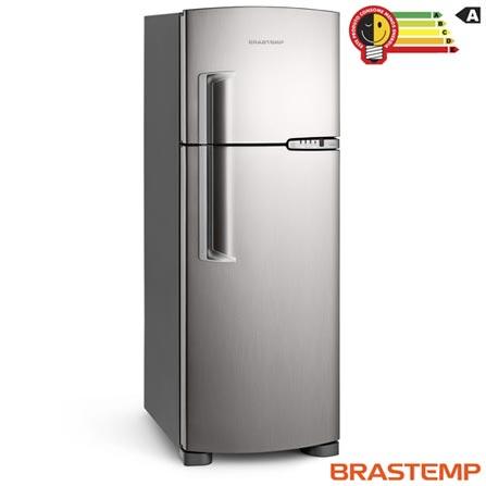 Refrigerador Clean de 02 Portas Frost Free Brastemp com 352 Litros Platinum - BRM39EK, 110V, 220V, Não se aplica, 02 Portas, 02 Portas, Não, De 351 a 500 litros, 352 Litros, 272 Litros, 80 Litros, Sim, Não, Não, Não, Não especificado, Não se aplica, Não, Não, Não, Não especificado, Removíveis, Não, Não, Sim, Não especificado, A, 110 kWh/mês - 110V e 100 kWh/mês - 220V, 12 meses