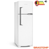 Refrigerador de 02 Portas Frost Free Brastemp Clean com 378 Litros Branco - BRM42EB