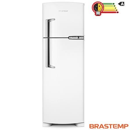 Refrigerador de 02 Portas Frost Free Brastemp Clean com 378 Litros Branco - BRM42EB, 110V, 220V, Branco, 02 Portas, 02 Portas, Não, De 351 a 500 litros, 378 Litros, 298 Litros, 80 Litros, Sim, Não, Sim, Sim, Não, Não, Não, Não, Não, Não especificado, Não, Não, Sim, Sim, A, 48,8 kWh/mês, 12 meses