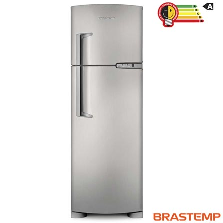 Refrigerador de 02 Portas Frost Free Brastemp Clean com 378 Litros Platinum - BRM42EK, 110V, 220V, Inox, 02 Portas, 02 Portas, Não, De 141 a 350 litros, 378 Litros, 298 Litros, 80 Litros, Sim, Não, Sim, Sim, Não, Não, Sim, Não, Não, Não especificado, Não especificado, Não, Sim, Sim, Sim, A, 48,8 kWh/mês, 12 meses