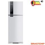 Refrigerador de 02 Portas Brastemp Frost Free com 375 Litros e Painel Eletrônico Branco - BRM42EB