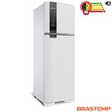 Refrigerador de 02 Portas Brastemp Frost Free com 400 Litros com Freeze Control e Painel Eletrônico Branco - BRM54HB