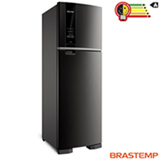 Refrigerador de 02 Portas Brastemp Frost Free com 400 Litros com Freeze Control e Painel Eletrônico Evox - BRM54HK