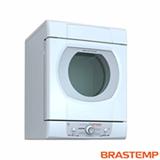 Secadora de Roupa Suspensa Brastemp com 12 Programas de Secagem capacidade de 10Kg Branca - BSI10AB