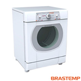 Secadora de Roupas de Piso Elétrica Brastemp 10kg Branca - BSR10AB