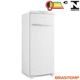 Freezer Vertical Brastemp de 197L Frost Free Branco - BVG24HB