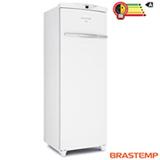 Freezer Vertical Brastemp de 228 Litros Frost Free Flex Branco - BVR28HB