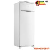 Freezer Vertical Brastemp Flex de 228 Litros Frost Free Branco - BVR28MB