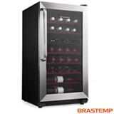 Adega de Vinhos Brastemp para 31 Garrafas com até 18° C - BZB31