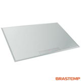Cooktop Eletrico 04 Bocas Brastemp com Acendimento Automatico, Painel Touch Vitreous Branco - GDJ77AB