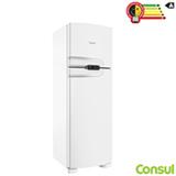 Refrigerador de 02 Portas Frost Free Consul com 275 Litros Branco - CRM35