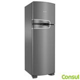Refrigerador de 02 Portas Frost Free Consul com 275 Litros Platinum - CRM35