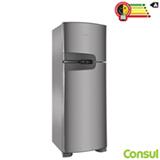 Refrigerador de 02 Portas Consul Frost Free com 275 Litros com Funcao Tubo Platinum - CRM35NK