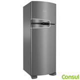 Refrigerador de 02 Portas Frost Free Consul com 340 Litros Platinum - CRM38HK