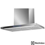 Coifa de Parede Electrolux 90 cm com 04 Velocidades + Turbo, Painel Eletrônico e Timer Inox - 90FS