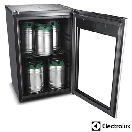 Cervejeira Electrolux com 100 Litros de Capacidade, Frost Free Preto - BEER1, 110V, 220V, Preto, Vertical, Sim, 100 Litros, Sim, Sim, Sim, Não especificado, Não, Não especificado, 25 kWh, 12 meses