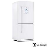 Refrigerador Bottom Freezer de 2 Portas Frost Free Electrolux com 598 Litros, Branco - DB83